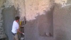 hempcrete w konserwacji zabytków